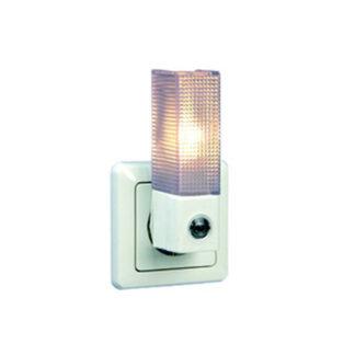 Düwi REV Nachtlicht mit Dämmerungsautomatik E14 max. 5W