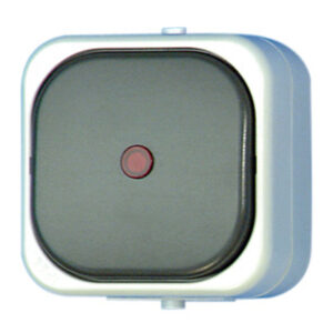 REV AquaTop Aufputz Kontrollschalter, IP44