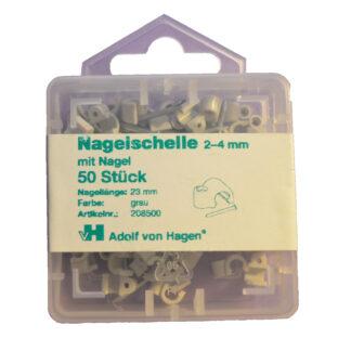 Nagelschellen 2-4 mm