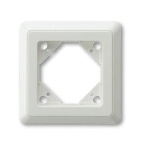 Düwi REV PrimaLuxe 1-fach Rahmen weiß