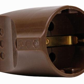 Kopp Schutzkontakt-kupplung 183206004