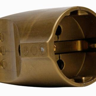Kopp schutzkontakt kupplung 183207005