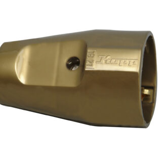 Koppm Schutzkontakt Kupplung bronze