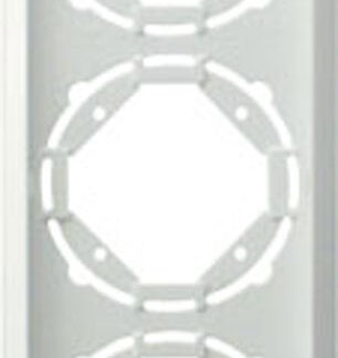 TerrsaLuxe 3-fach Rahmen weiß