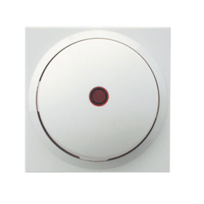 Terraluxe Kontrollschalter weiß