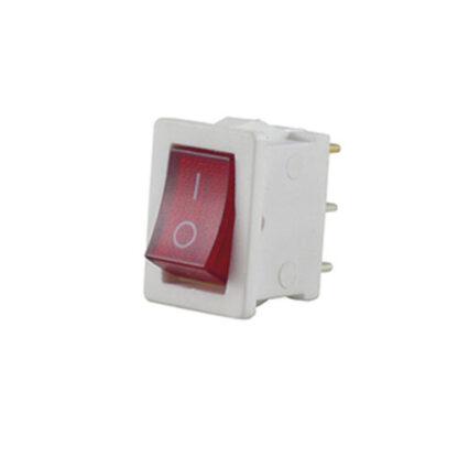 REV Einbau-Wippschalter, weiß