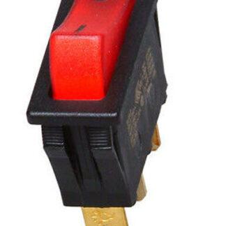 Kopp Einbau-Wippenschalter, 1-polig, 6A