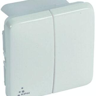 Legrand Creo 776752 Wippe für Serieschalter Ip44 ultraweiss
