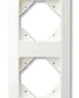 Düwi REV Standard Quadro 4-fach Rahmen , alpinweiß