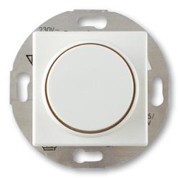 Düwi REV Standard Quadro Dimmer für elektronische Trafos , alpinweiß