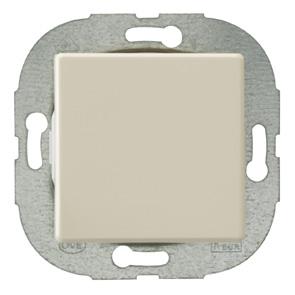 Düwi REV Standard Quadro Aus-/Wechselschalter , cremeweiß