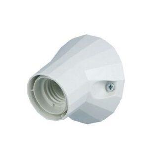 REV Leuchten Lampen Iso Wand- und Deckenfassung E27 / 100W weiß