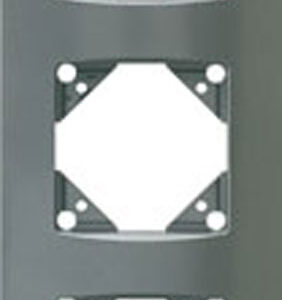 Düwi Arcada 3-fach Rahmen , titan