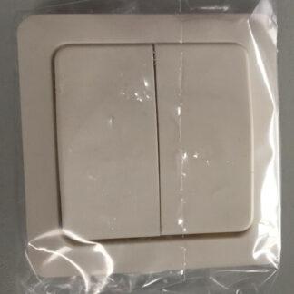 Jung ST550 Wippe für Serienschalter 5561-5WW weiß