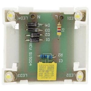 REV Radius, LED Beleuchtungsmodul Steckdose
