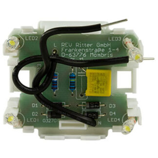 REV Radius, LED Beleuchtungsmodul Schalter