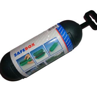 Düwi REV Safebox für Verlängerungskabel , grün