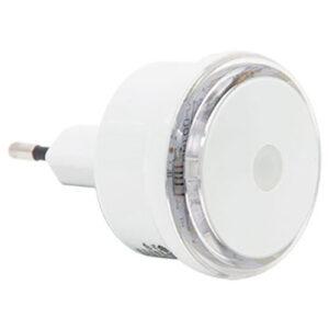 REV LED-Nachtlicht mit Dämmerungsautomatik, weiß
