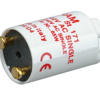 Osram Starter St 171 Safety Deos für Leuchtstofflampen Starter 30-65W