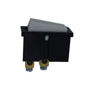 Kopp Einbau-Wippenschalter, 1-polig, 250V~, 10mm x 30mm