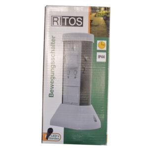 REV Ritter Ritos LED's Garden Bewegungsmelder