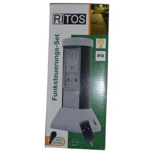 REV Ritter Ritos Garden Funksteuerungs-Set für den Garten IP44