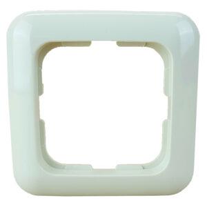 Klein SI - BJ SI - 1-fach Rahmen cremeweiß