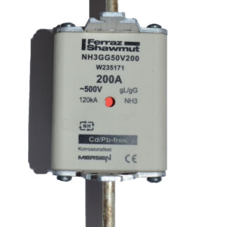 Mersen NH-Sicherungseinsatz NH3GG50V200