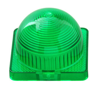 Kopp BLUE ELECTRIC Kuppelhaube für Lichtsignal E14 , Farbe: grün
