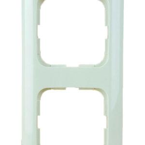 Klein SI - BJ SI - 4 fach Rahmen cremeweiß