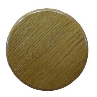 Federdeckel aus Echtholz