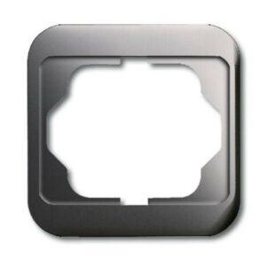 Busch Jäger alpha nea 1-fach Rahmen , platin