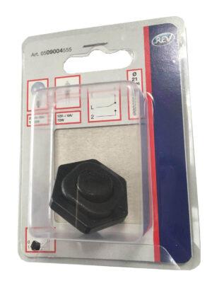 REV Wippenschalter mit Schraubanschluss, Wippschalter Einbauschalter