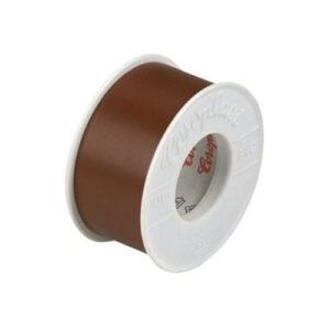 REV Kunststoff-Isolierband, 10 m 25 x 0,15 mm , braun