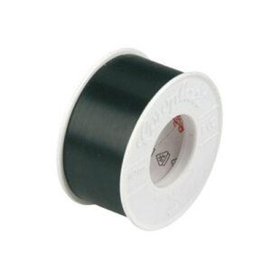 REV Kunststoff-Isolierband, 10 m 25 x 0,15 mm , schwarz