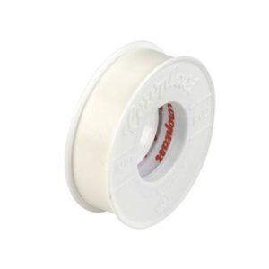 REV Kunststoff-Isolierband, 10 m 15 x 0,15 mm , weiß