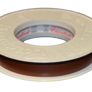 REV Kunststoff-Isolierband, 25 m 15 x 0,15 mm , braun