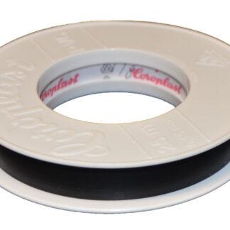 REV Kunststoff-Isolierband, 25 m 15 x 0,15 mm , schwarz