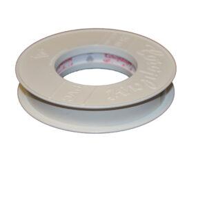 REV Kunststoff-Isolierband, 25 m 15 x 0,15 mm , weiß