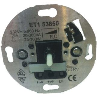 Düwi REV Ersatz Dimmer Helligkeitsregler für Elektronische Trafos ET1 53850