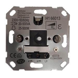 Düwi REV Ersatz Dimmer Helligkeitsregler für konventionelle Trafos H1 66013