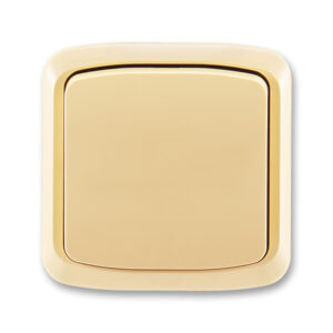 ABB Tango Kompletter Schaltschalter 6, beige
