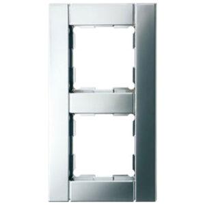 Rev Ritter ArchiTaste 2-Fach Rahmen, Metall