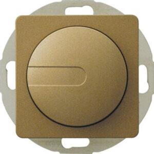 REV Everluxe Dimmer für konventionelle Trafo 500 VA bronze