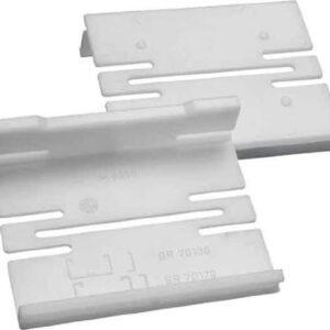 Hager Kupplungs Paar zu Brüstungskanal BR/H 70x130mm