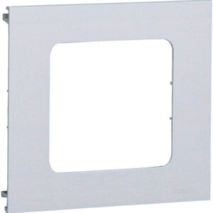 Hager L91709010 Geräte Blende 1-fach cremeweiß