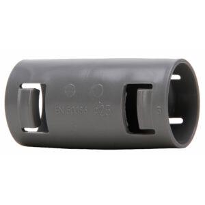 Pipelife Verbindungsmuffe Rohrverbinder Flexmuffe 25mm zugfest