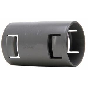 Pipelife Verbindungsmuffe Rohrverbinder Flexmuffe 32mm zugfest