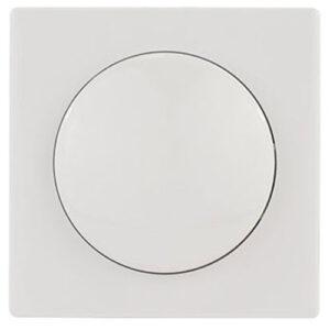 REV Futura, weiß, Abdeckung für Helligkeitsregler
