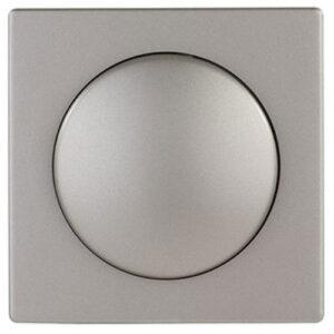 REV Futura, platin, Abdeckung für Helligkeitsregler